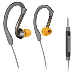 Sports earhook headset
