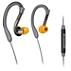 Audífonos deportivos con soporte para las orejas