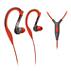 Športové slúchadlá s háčikmi na uši