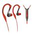 Sportowy zestaw słuchawkowy z zaczepem na ucho