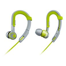 SHQ3300LF/00 ActionFit Sportsøretelefoner