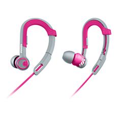 SHQ3300PK/00 ActionFit Sportowe słuchawki
