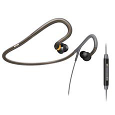 SHQ4007/28  Sports neckband headset