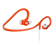SHQ4300OR/00 ActionFit Sports headphones