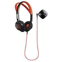 Casque sport Bluetooth®