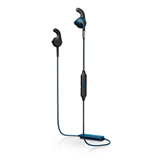 SHQ6500BL/00  Bluetooth® sports headphones