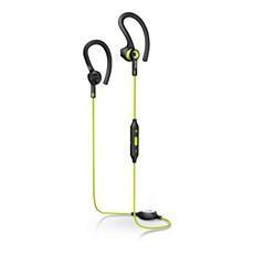 SHQ7900CL/00 ActionFit Bluetooth®-sporthörlurar