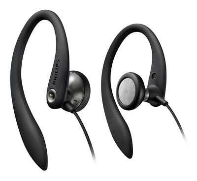 Headphones SHS3200BK/37