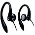 Fones de ouvido com gancho