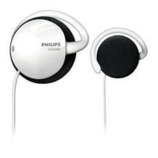 SHS3300/10 -    Hörlurar med öronclips