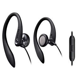 Fülhorgos fülhallgató mikrofonnal