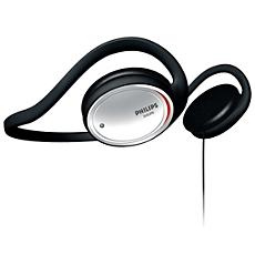 SHS390/10  Neckband Headphones