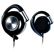 SHS4700/00  Casque à clips d'oreille