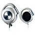 Hoofdtelefoon met oorclip
