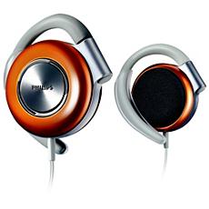 SHS4702/00 -    Hörlurar med öronclips