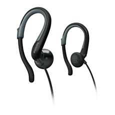 SHS4841/10 -    Hörlurar med öronkrokar