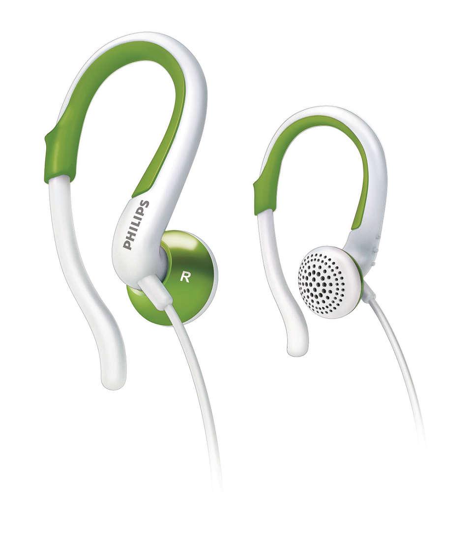 Słuchawki z zaczepem na ucho SHS484410 | Philips