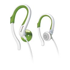 SHS4844/10  Hörlurar med öronkrokar