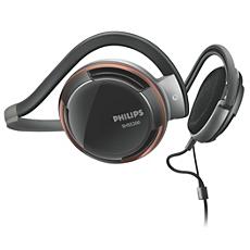 SHS5200/10 -    Audífonos con cinta para el cuello