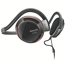 SHS5200/27  Audífonos con cinta para el cuello