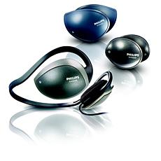 SHS660/00  Neckband Headphones
