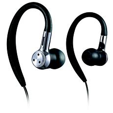 SHS8000/00 -    Hörlurar med öronkrokar