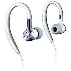 SHS8001/00 -    Sluchátka sdržákem za uši