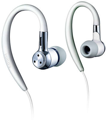 Headphones of Philips SHS 8001