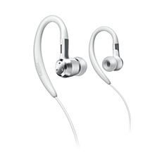 SHS8005/10 -    Hörlurar med öronkrokar