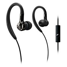 SHS8105A/00  Auriculares con gancho de oreja