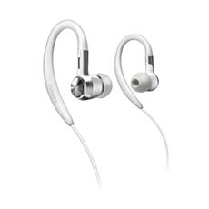 SHS8107/10 -    Hörlurar med öronkrokar