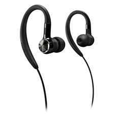 SHS8200BK/10  Słuchawki z zaczepem na ucho