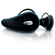 SHS850/00  Kopfhörer mit Nackenbügel