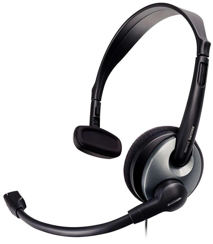 Home communication headset