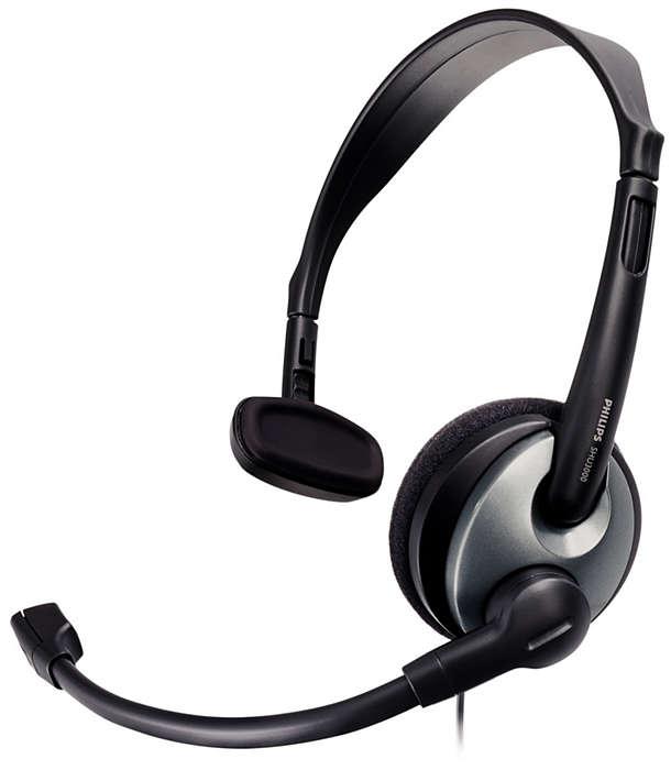 Audífonos para comunicación hogareña