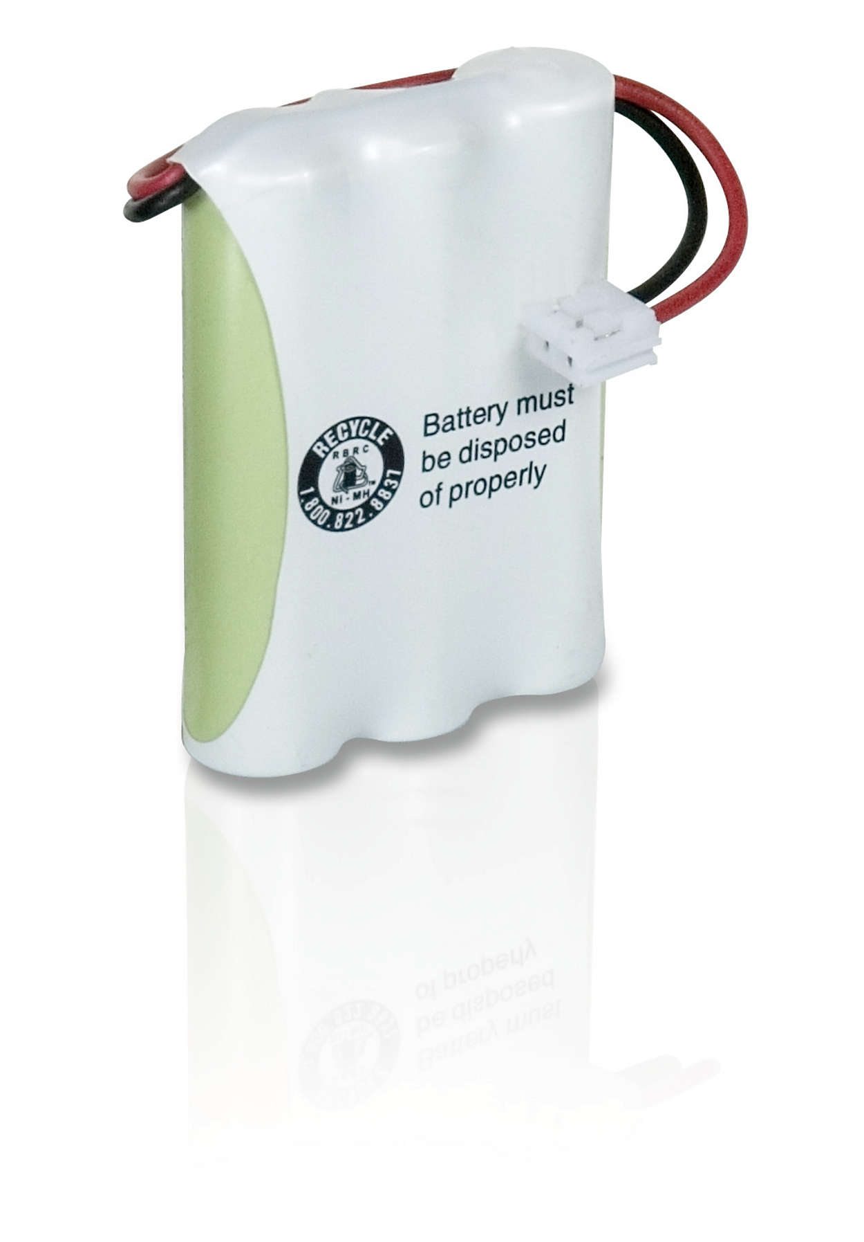 Cordless phone replacement battery.
