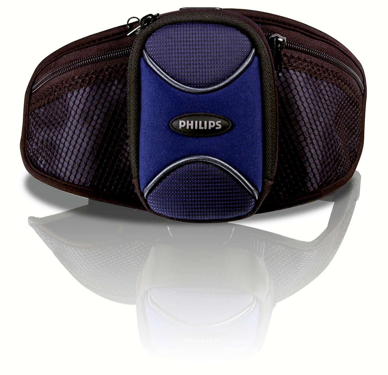 Proteja o seu leitor de MP3