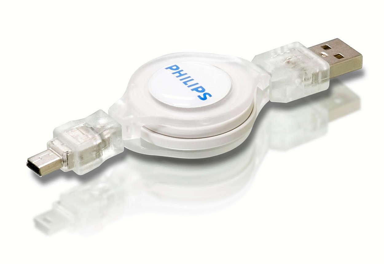 Συνδέστε συσκευές USB στον υπολογιστή σας