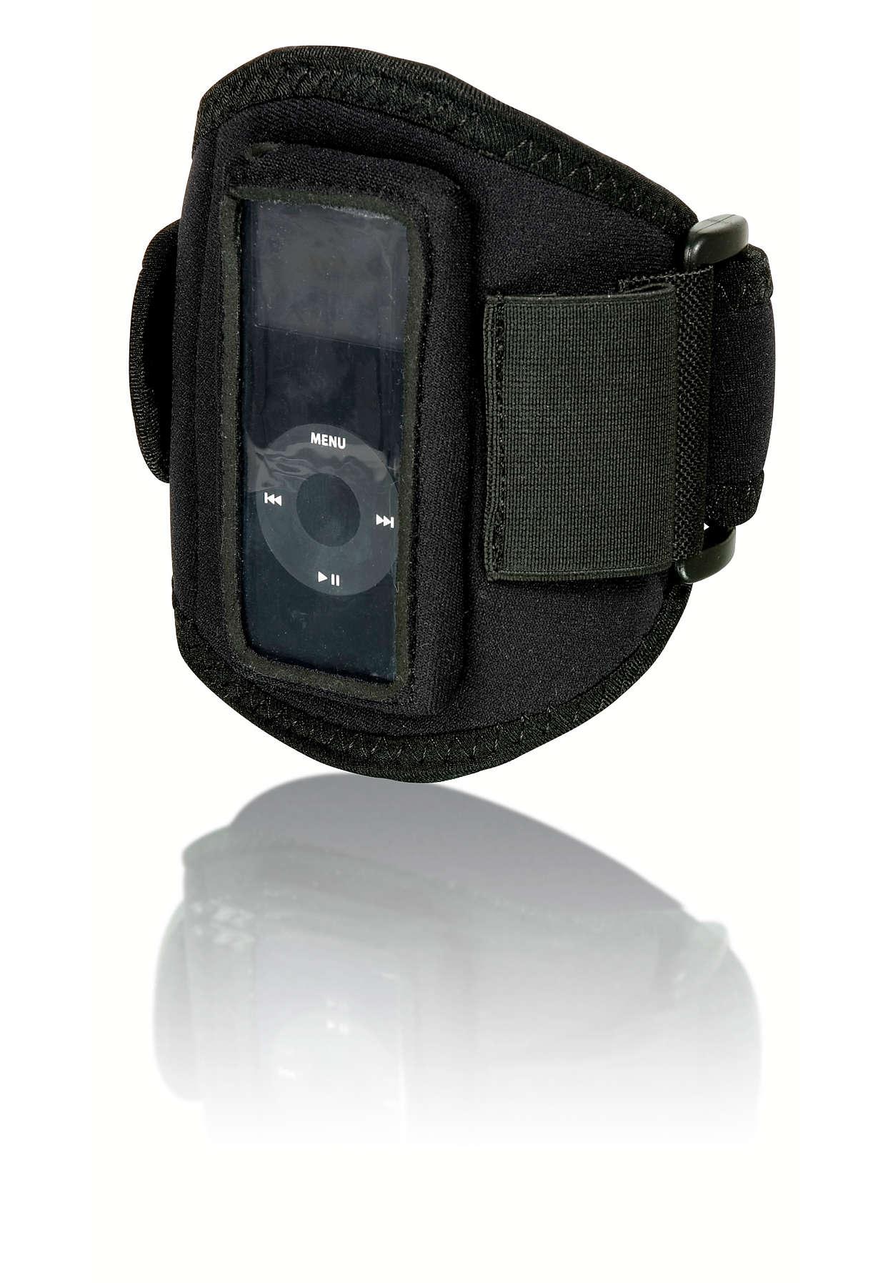 Entraînez-vous en compagnie de votre iPod nano