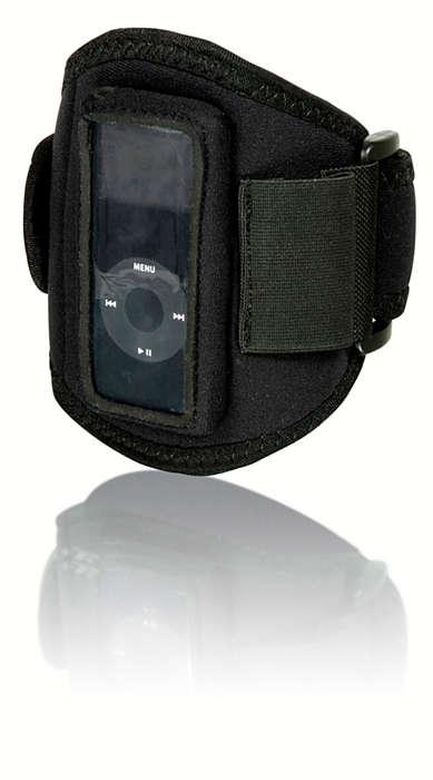 Tren med iPod Nano