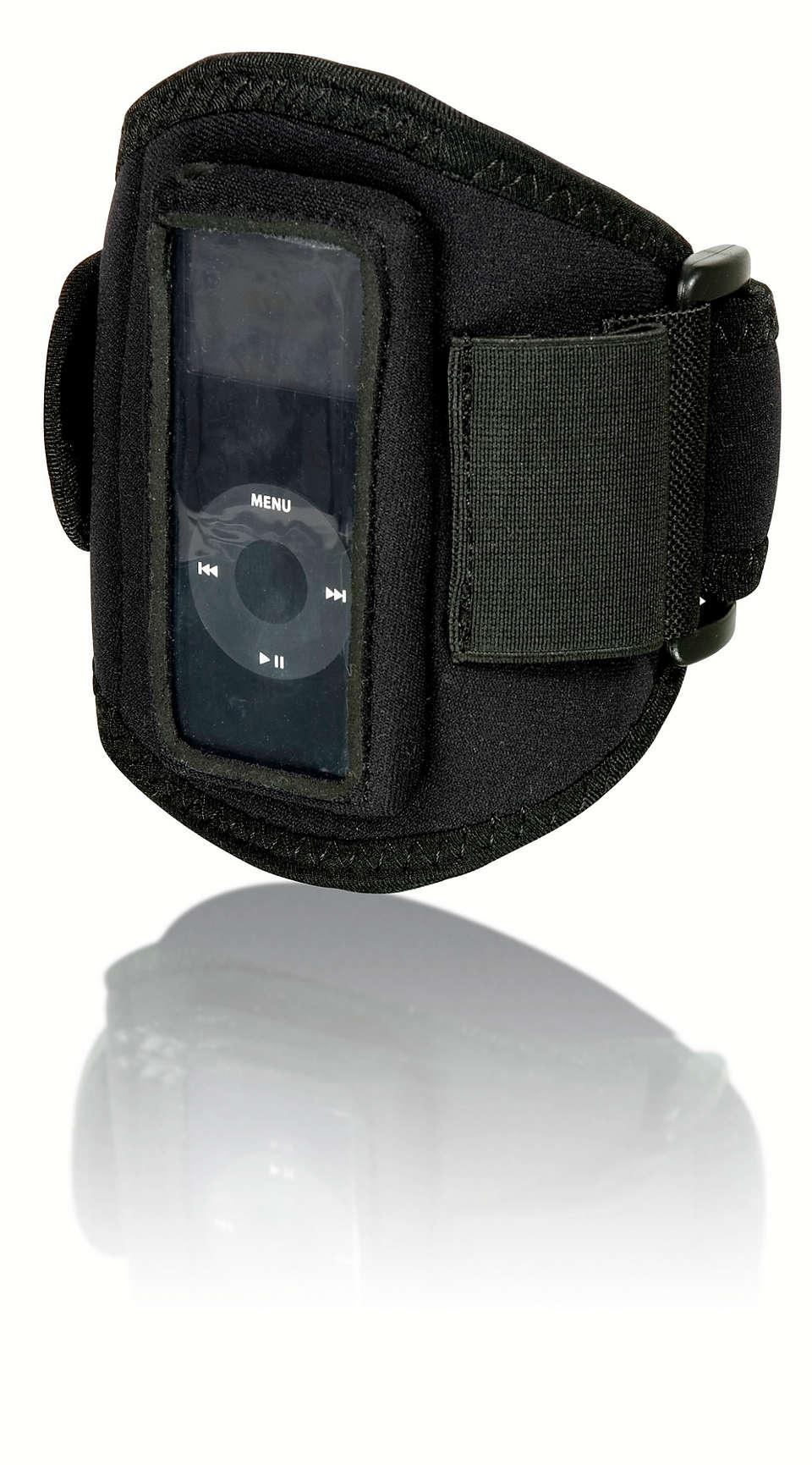 Faça exercício com o seu iPod nano