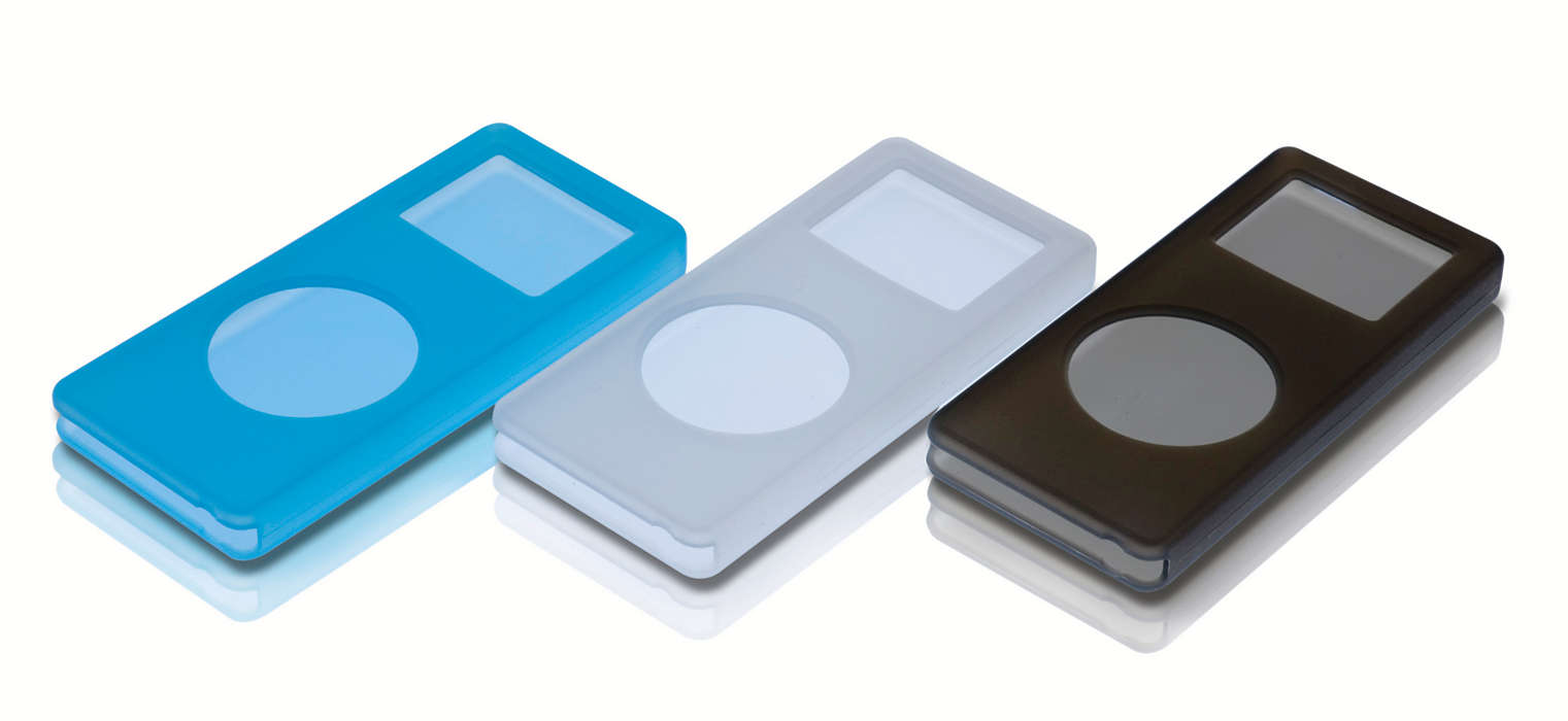 Guarde, proteja e transporte o seu iPod nano