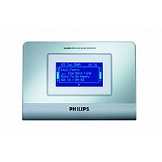 SLA5500/00  Wireless Music Adapter