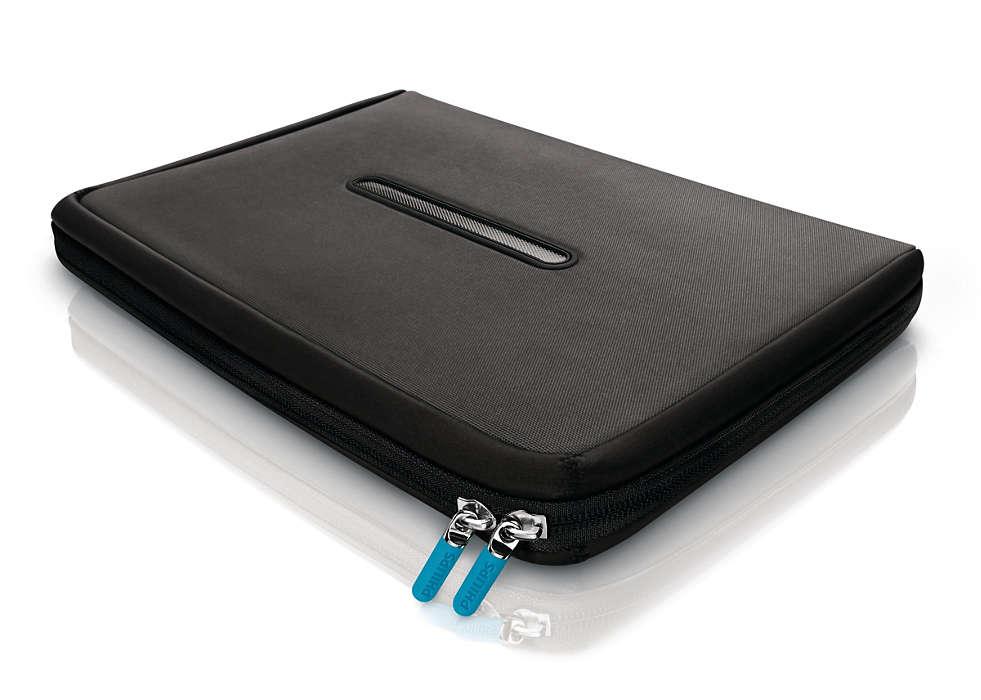 Une pochette qui vous protège de la chaleur