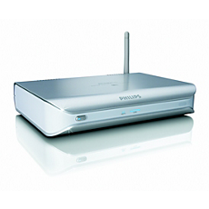 SLM5500/00  Kabelloser Multimedia-Adapter