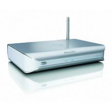 SLM5500/00  Draadloze multimedia-adapter
