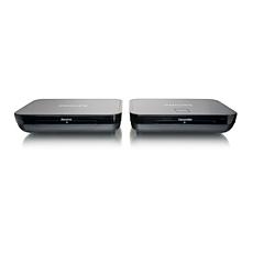 SLV3105/12  Wireless TV-Link