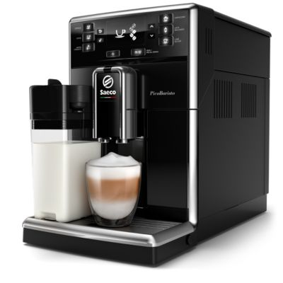 Philips PicoBaristo Kaffeevollautomat SM5460 10