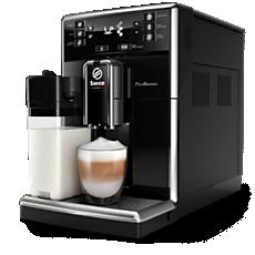 "SM5460/10 -  Saeco PicoBaristo ""Super-automatic"" espresso automāts"