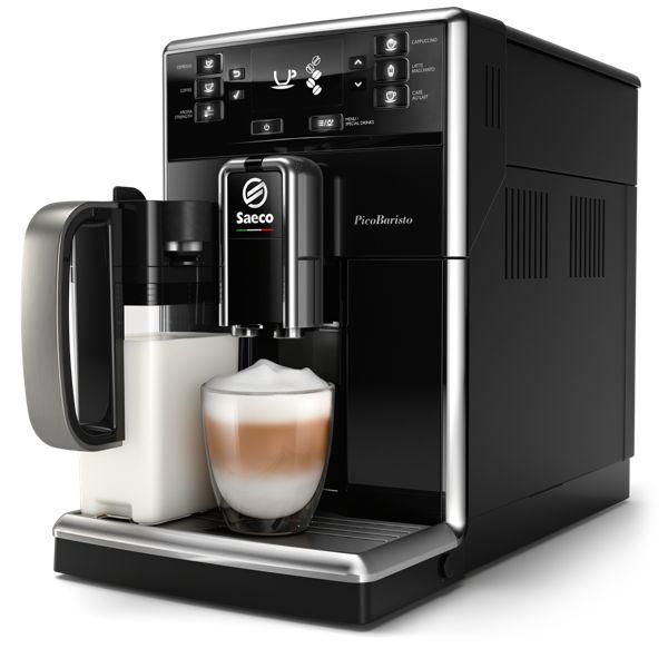 Philips SM5470/10 Philips PicoBaristo Automatický kávovar s nádobou na mléko